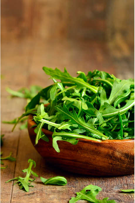 Arugula Recipes: The taste of arugula is frequently described as peppery, and it adds a new flavor dimension when combined with other greens.