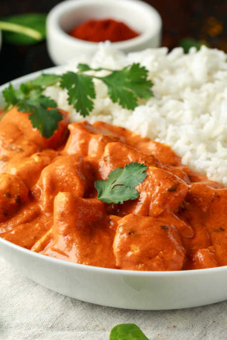One of the first recipes we tried in the Zavor Lux was one from food blog Savory Tooth for chicken tikka masala. It's one of our favorite takeout dishes. We're convinced the Lux is the reason we like this one so much better than any other chicken tikka masala recipe we've tried.