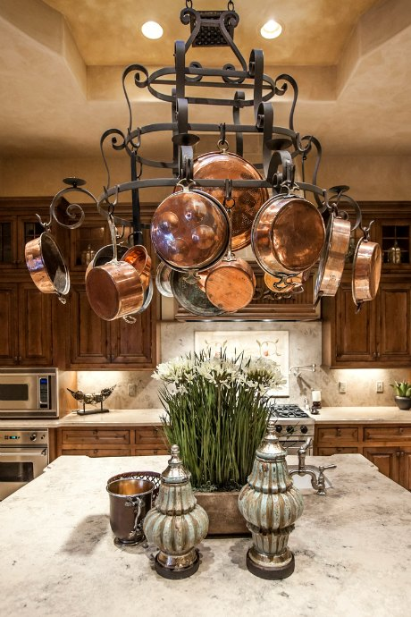 Copper Cookware: Above all else, never put copper cookware in the dishwasher. Wash and dry by hand, and return your copper pans to the pot rack for everyone to admire.