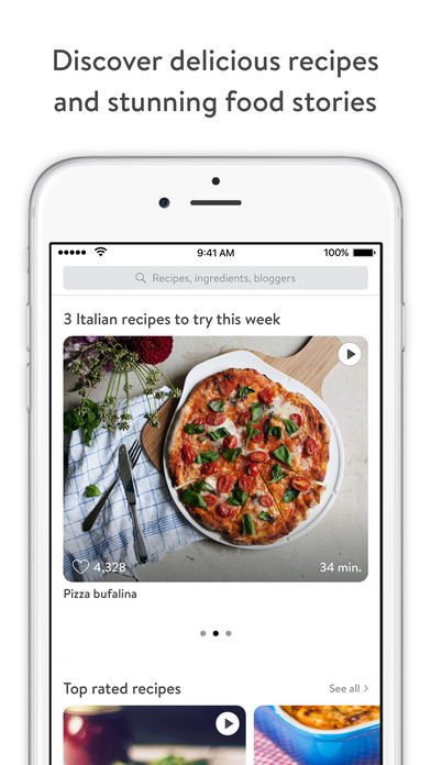 3 cooking apps to download before dinner chefs corner store 3 cooking apps to download before dinner kitchen stories features tons of recipes with forumfinder Choice Image