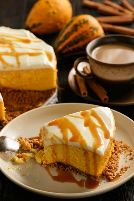 Halloween Desserts: Give pumpkin cheesecake a try for Halloween, and then hold onto it for Thanksgiving as an alternative to pumpkin pie. It's deceptively simple, and it will knock your guests' socks off.