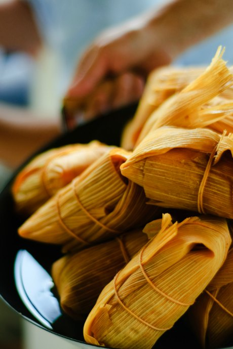 A Year of Food Festivals: Come hungry, because the Indio International Tamale Festival includes tamale making and eating contests.