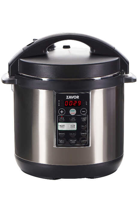 Because the Zavor Lux is both a slow cooker and a pressure cooker, it's called a multi-cooker. You can also use the Zavor Lux to cook different varieties of rice and make yogurt.